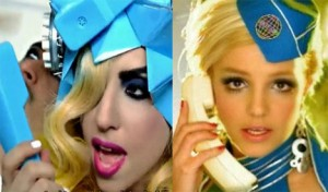 Britney Spears vs Lady Gaga