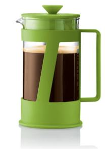 Recycled French Press