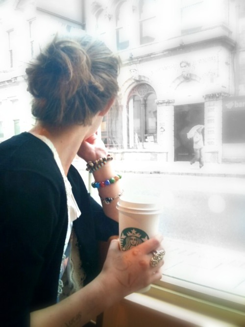 Starbucks Rainy Day