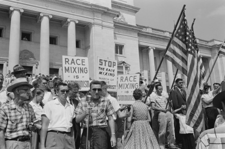Anti Interracial Marriage Protest