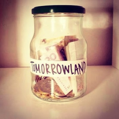 Tomorrow Land Jar