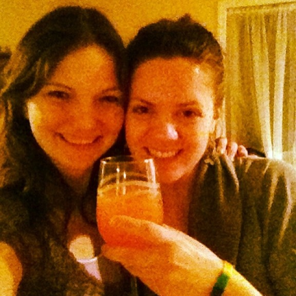Cocktails with Lainie!